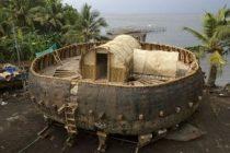 """Construyen el """"Arca de Noé babilónica"""", en la India"""