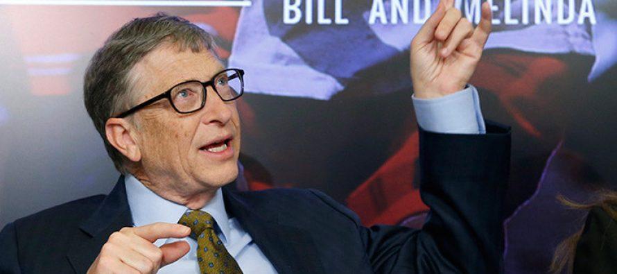 """Bill Gates pide la creación de un """"Gobierno global"""""""