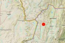Terremoto de 6.7 estremece a Argentina, Chile y Bolivia