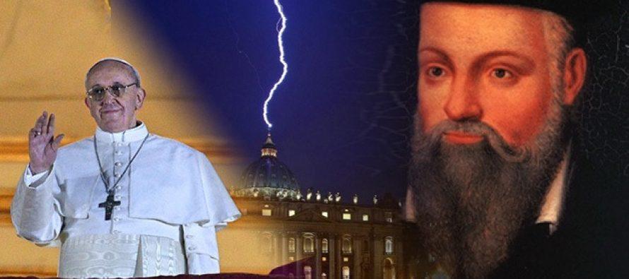 """Yahoo difunde que Francisco podría ser el """"Papa del fin del mundo"""""""