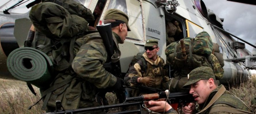 Ejercicios: Rusia pone en alerta sus tropas antiaéreas en el sur