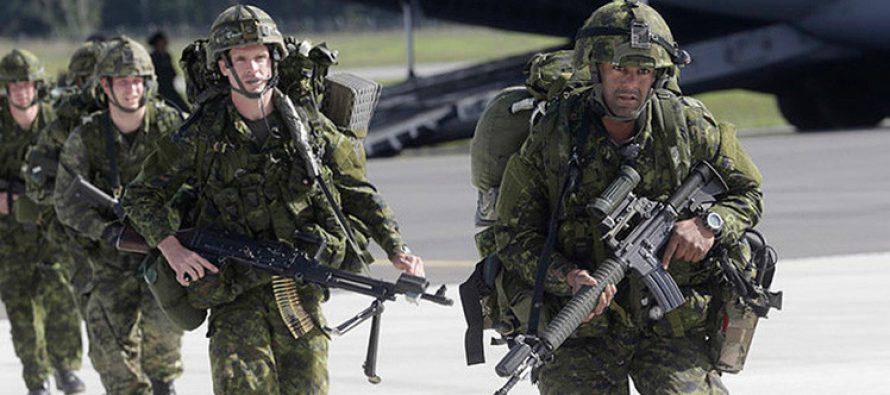 Rumores de Guerras: Maniobras de la OTAN con uso de un sistema láser en Estonia