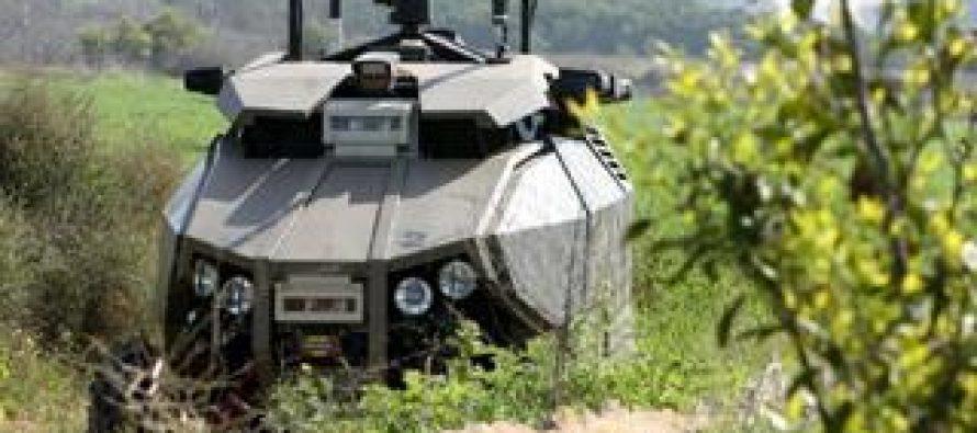 El Ejército de Israel lanza su nueva vanguardia de robots