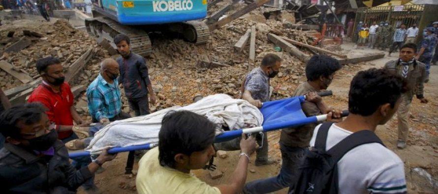 Mateo 24 Hoy: Terremoto de 7,9 grados deja a mas de 3.000 muertos en Nepal