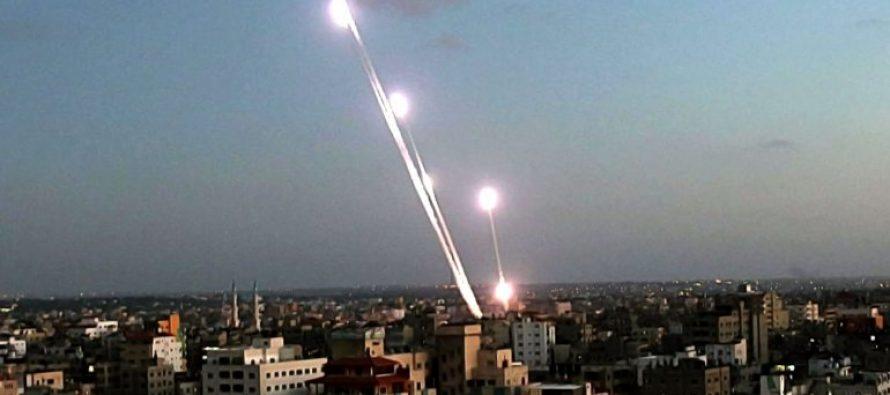 Suenan las sirenas anticohetes en Israel: Hamas lanza misiles desde la Franja de Gaza