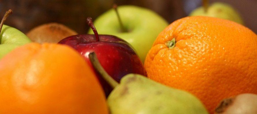 Con la tecnología de rayos X de Israel, informan la madurez y las calorías de las frutas