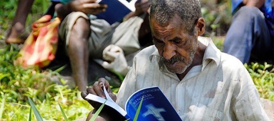 57% de lenguas activas del mundo no tienen una traducción completa de la Biblia