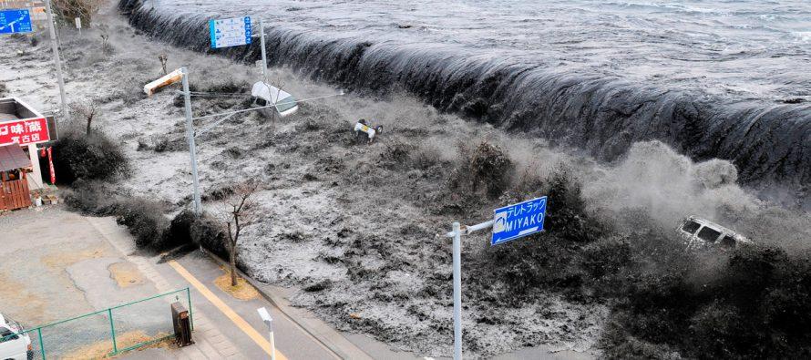 (Video) Temblores en el océano: Científicos advierten que un megaterremoto asolará Japón