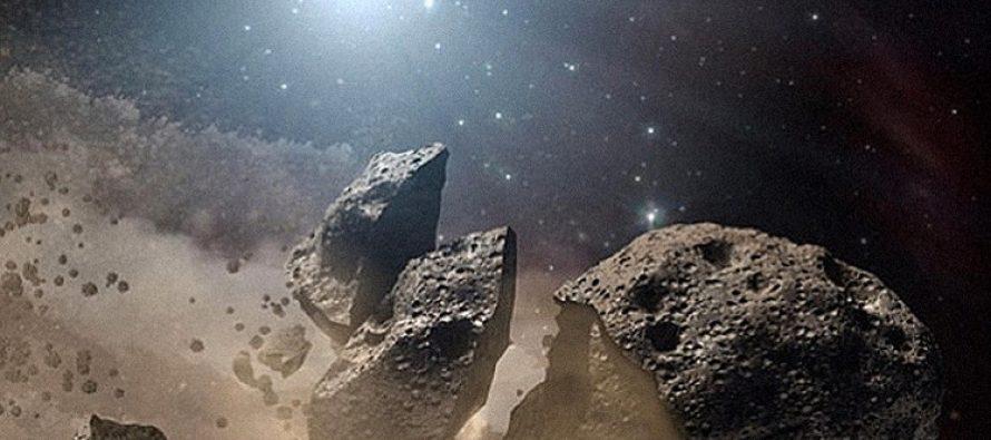 """Legendario cosmonauta ruso: """"Los asteroides representan el mayor peligro para la humanidad"""""""