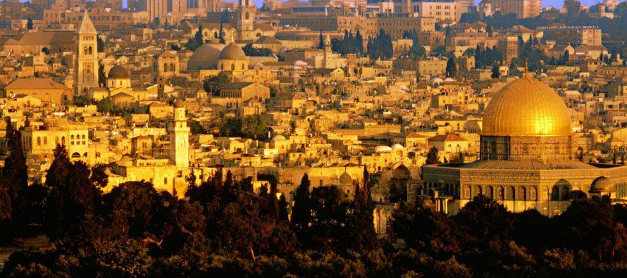 Una intensa ola de calor está barriendo la Tierra de Israel
