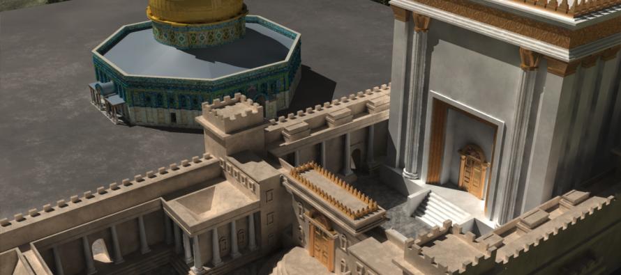 Descubren oro en Israel valuado en una fortuna, que será destinado a la reconstrucción del tercer templo