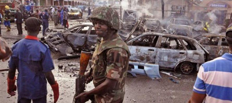 Nigeria: bombas caseras de Boko Haram explotan y matan a 63 personas