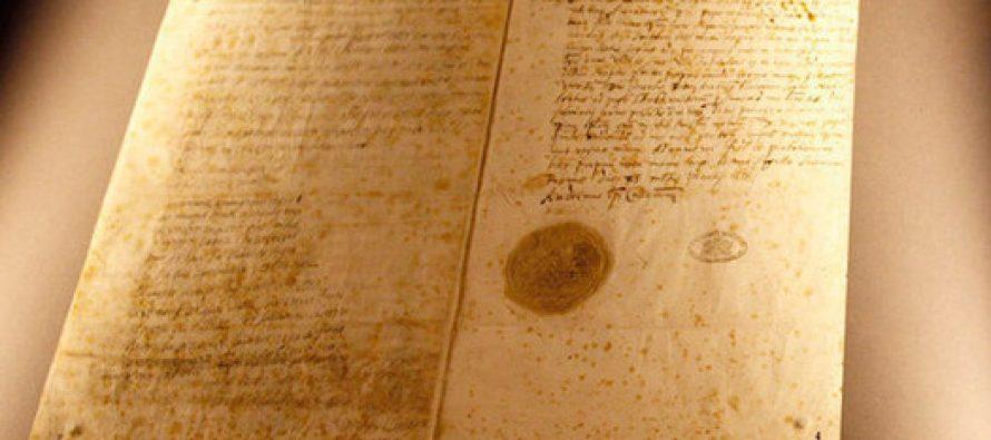 Descubren libro de Martín Lutero con sus anotaciones