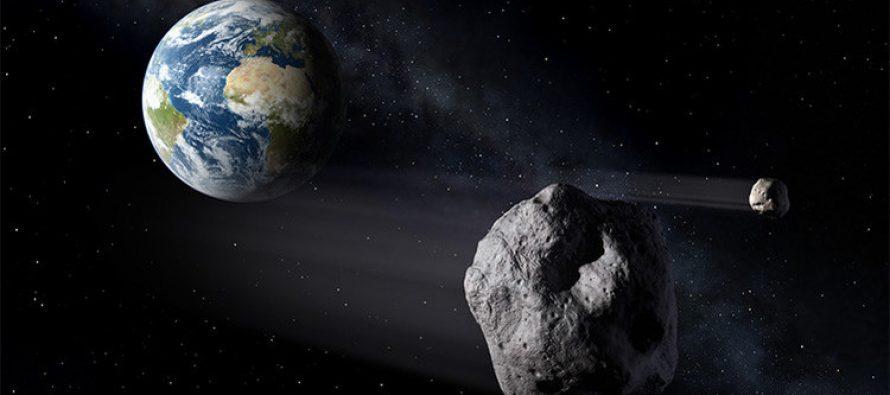 Astrónomo ruso descubre un asteroide peligroso para la Tierra