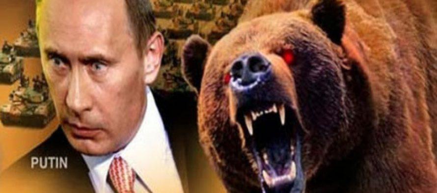 """Putin: """"Rusia tendrá que apuntar su fuerza militar contra las regiones que la amenazan"""""""