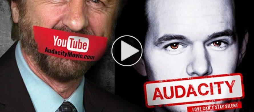 Youtube elimina trailer de pelicula cristiana sobre la homosexualidad