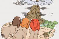 Reflexión: Los Tres Leones