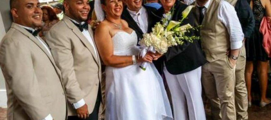 Más de 60 parejas se casan en primera boda gay múltiple en Puerto Rico