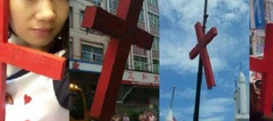 China sigue con su persecución contra los cristianos.