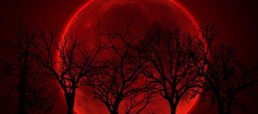 Pastores dicen que 'Luna de sangre' de septiembre anuncia el fin de los tiempos