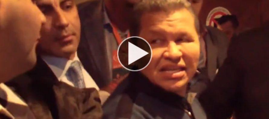 Vídeo: Hombre llama Apostata a Guillermo Maldonado en la cara y le dice que se arrepienta.