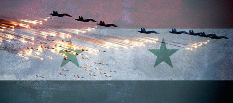 Medios: Estados del Golfo planean respuesta militar tras la operación rusa en Siria