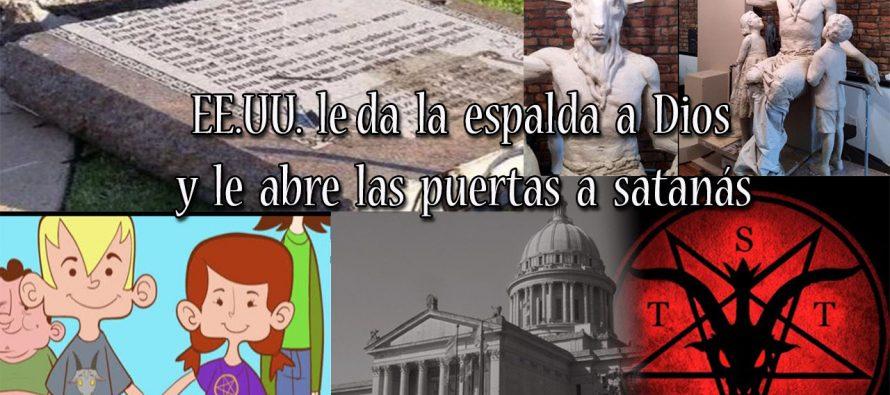 EE.UU: Permiten monumento al diablo y retiran monumento 10 mandamientos