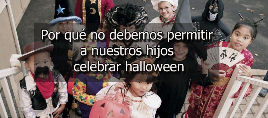 ¿Por qué no debo permitir a mis hijos celebrar Halloween? Respuestas Biblicas