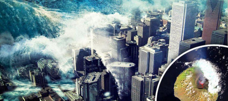 Cientificos dicen que un mega-tsunami se producirá muy pronto