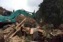 Deslizamiento de tierra deja 21 muertos y 16 desaparecidos en China