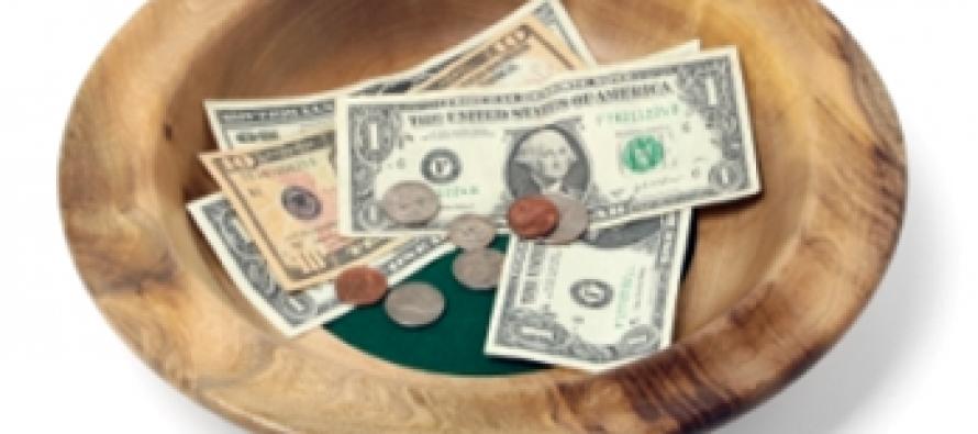 Ladrón se desmaya al tratar de robar el diezmo de iglesia cristiana
