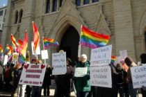 Aceptación homosexual crece en todos los grupos cristianos de EEUU