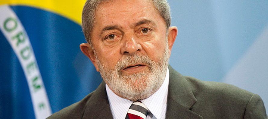 Lula da Silva insinúa que Dios es culpable de la corrupción en Brasil