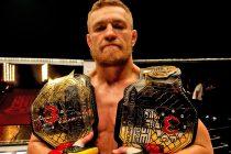 Luchador de MMA Conor McGregor dice que ni Jesucristo le ganaría en el ring