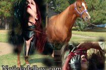 Hombre convertido en mujer ahora quiere ser caballo