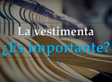 [ESTUDIO] La Vestimenta Cristiana, Ps. Edwin Santana