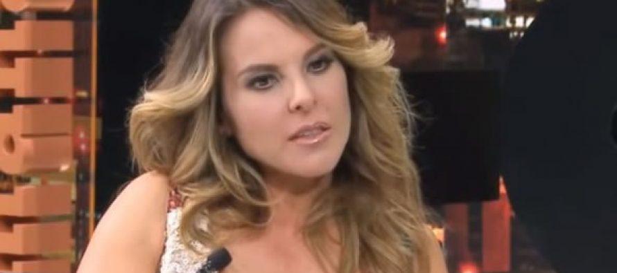Actríz Kate del Castillo dice que no cree en la Biblia ni en el matrimonio
