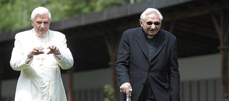 Más de 200 niños sufrieron abusos en el coro dirigido por el hermano del papa Benedicto XVI