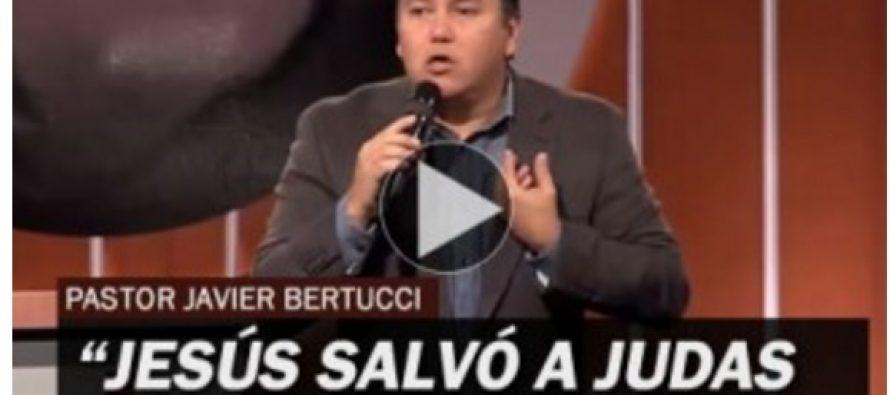 Herejía: Pastor dice que Judas salió del infierno y fue al cielo con Jesús (Video)
