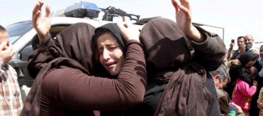Yihadistas de ISIS violaron a una niña de 8 años cientos de veces