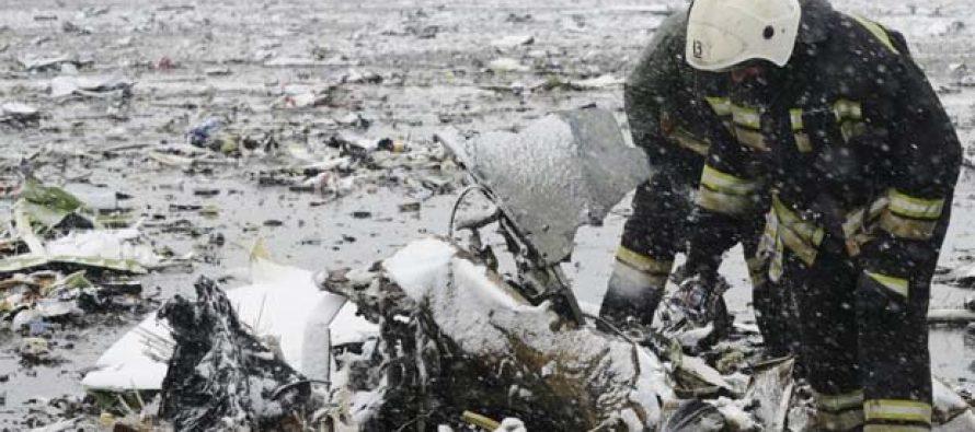 Mueren 62 personas al estrellarse un avión de pasajeros en Rusia