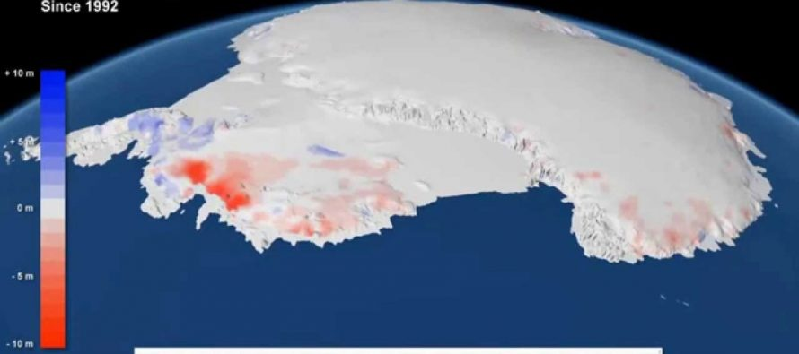 """Científicos advierten de un efecto """"catastrófico"""" para el planeta por calentamiento"""