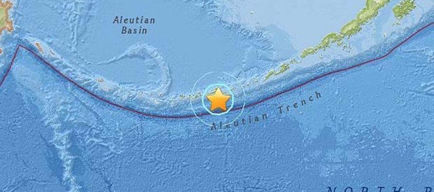 Un terremoto de magnitud 6,2 sacude las islas Aleutianas de Alaska
