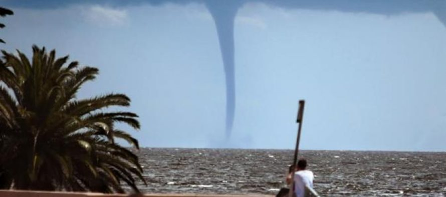Violento Tornado azota Uruguay dejando 4 muertos, 200 heridos, y decenas de hogares destruidos