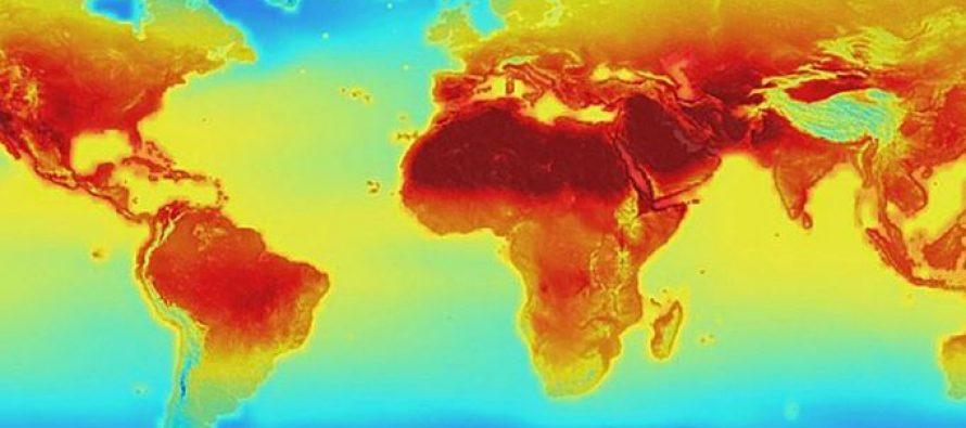 2016 podría romper récord histórico como el año más caliente de la historia