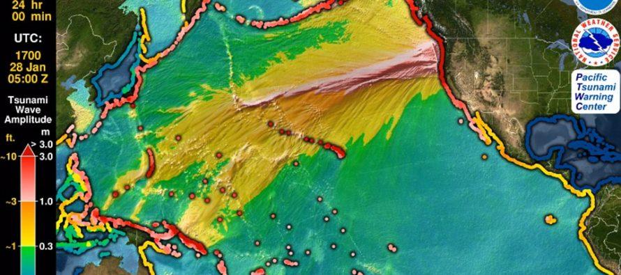FEMA llevará a cabo simulacro de un terremoto gigante y un tsunami en el noroeste de EE.UU: