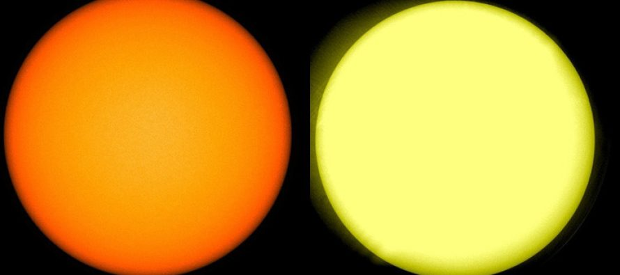 El Sol se queda 'en blanco': ¿Qué ocurre? ¿Estamos a las puertas del Apocalipsis?