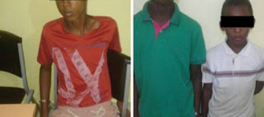 República Dominicana: Tres menores violan y matan niña cinco años