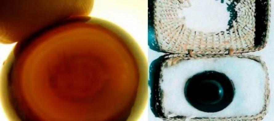 Aparece piedra del Urim y Tumim utilizada en la vestidura sacerdotal en Israel