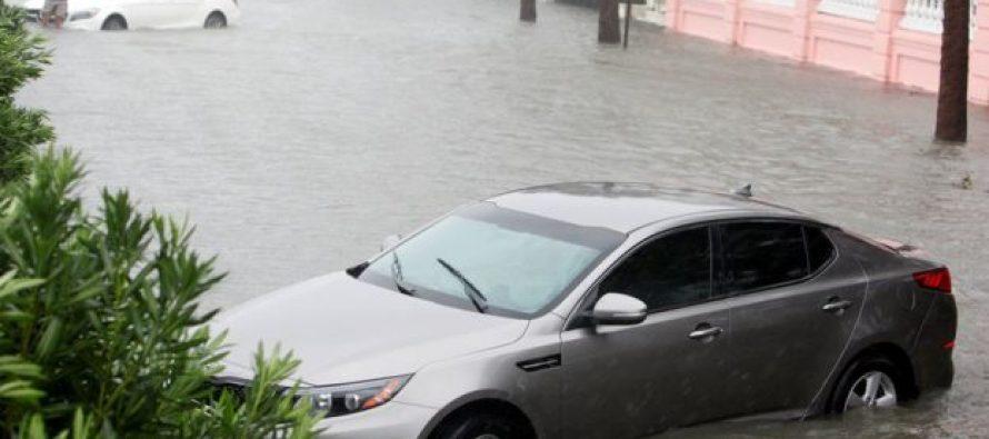 Al menos 16 muertos causa en EE.UU. el huracán Matthew, que se convirtió ahora en un ciclón post tropical